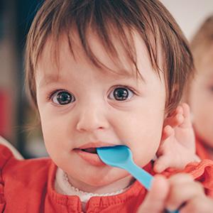 Podstawowe składniki odżywcze dla małych dzieci: Wapń